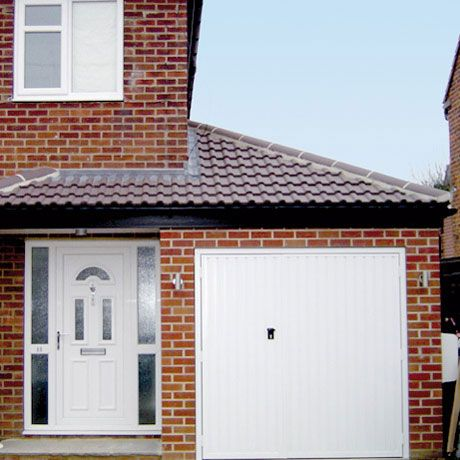 Newbie garage extension question diynot forums kitchen for Garage extension ideas