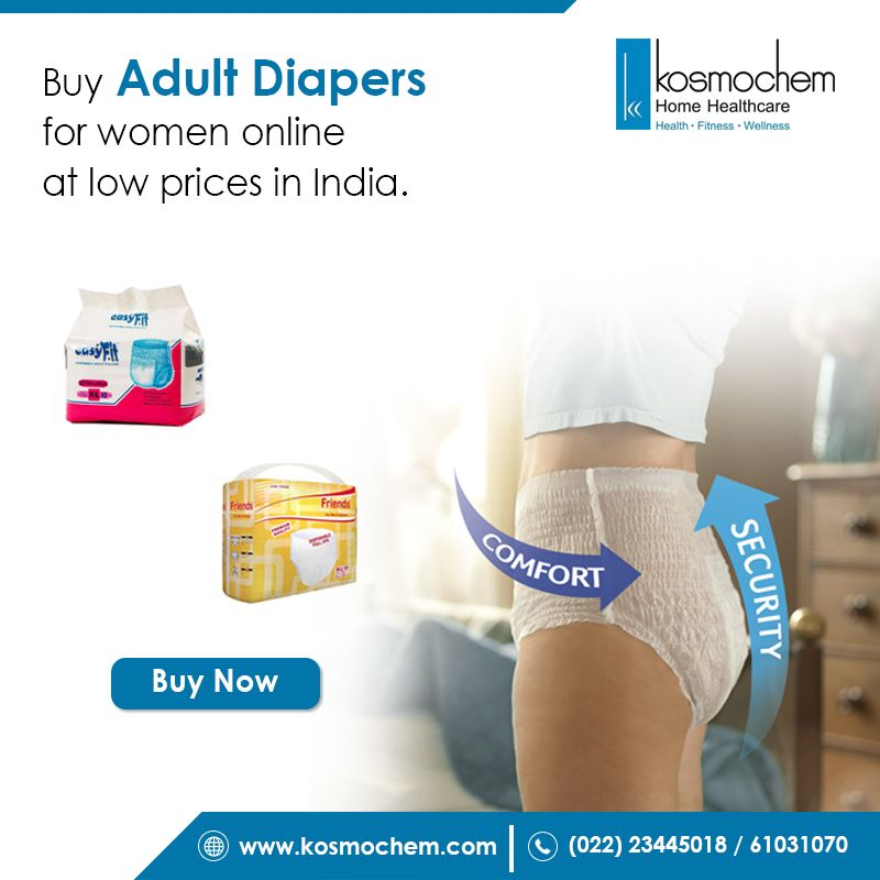 How much cost adult diapers