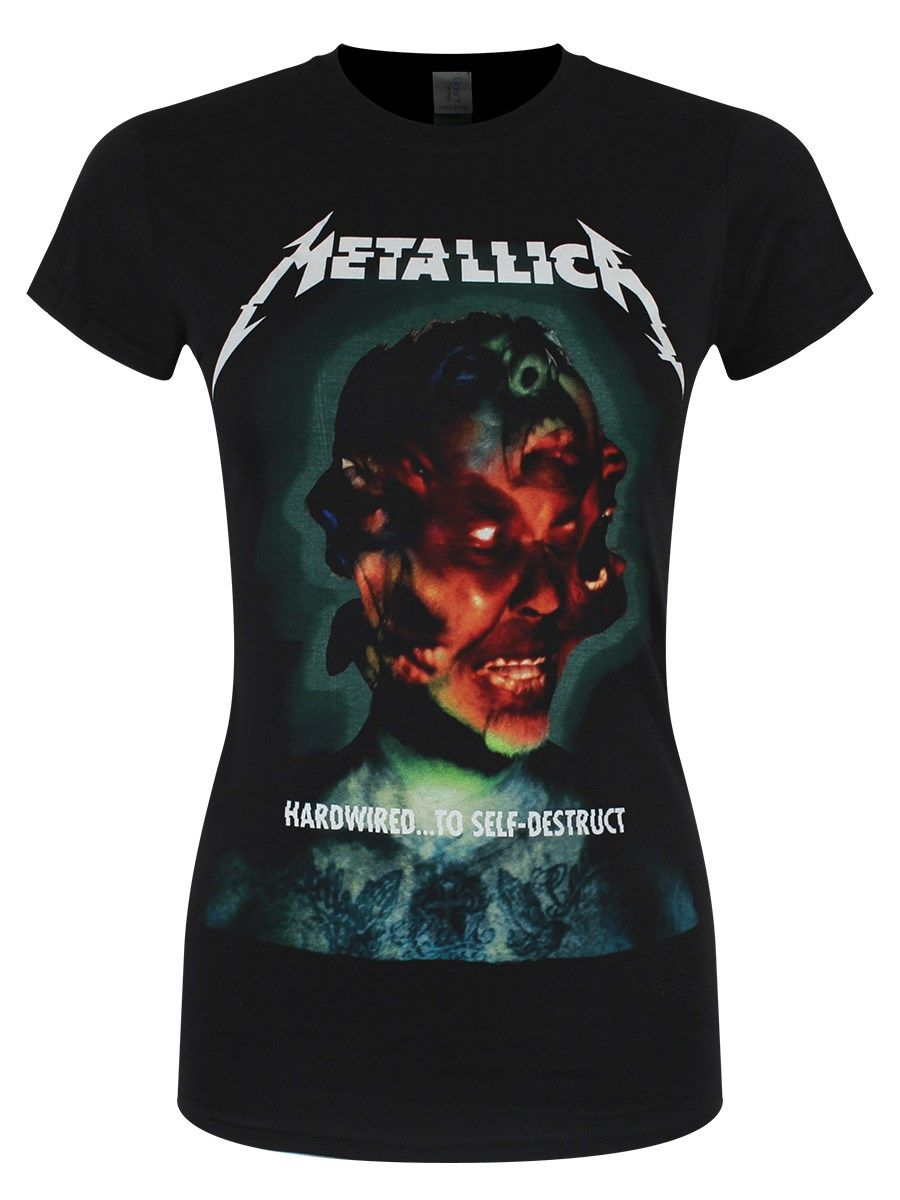 a58e31cf363 Metallica  Official Band Merch - Buy Online at Grindstore - UK Official Merchandise  Store Metallica