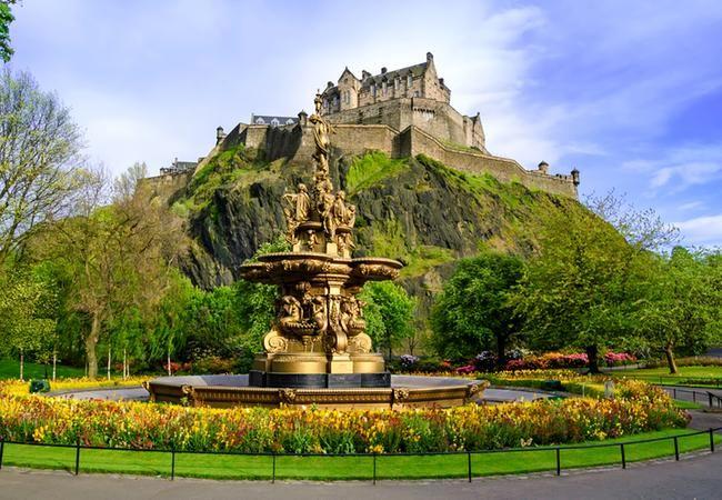 Edinburg - Skócia