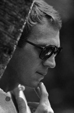 Steve McQueen. #zienrs #iconic #glasses