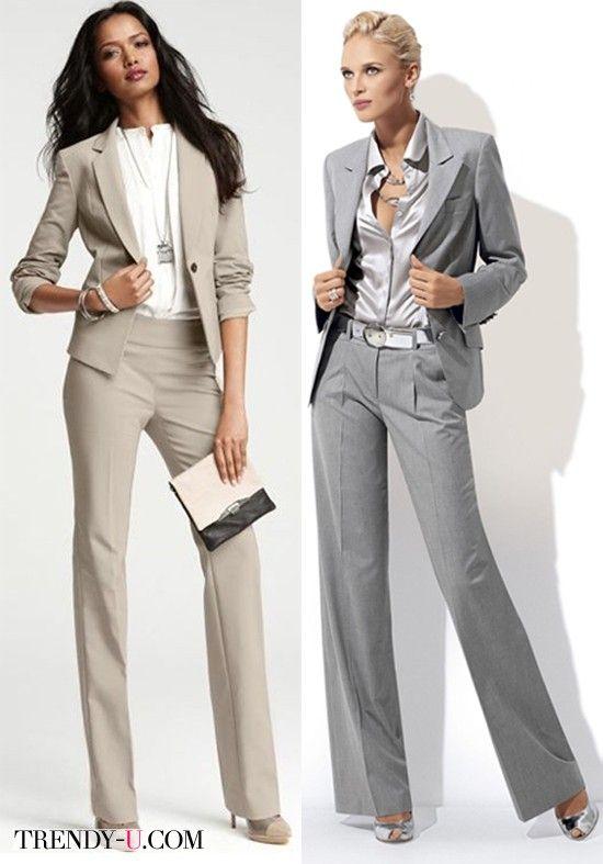 Современная женская деловая одежда: Dress for Success