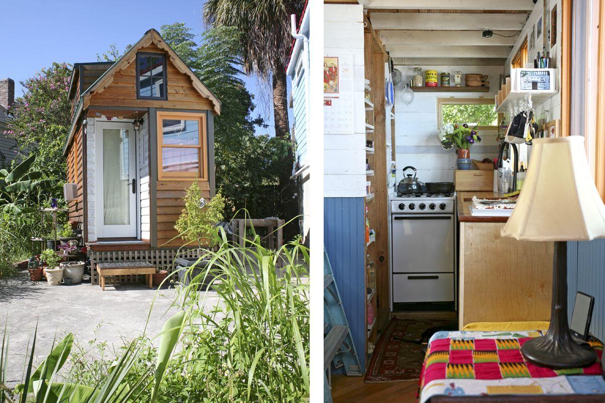 20 cozy tiny house decor ideas - Very Small House Design