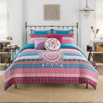 Buy Anthologya Amsterdam Reversible Twin Twin Xl Comforter Set From