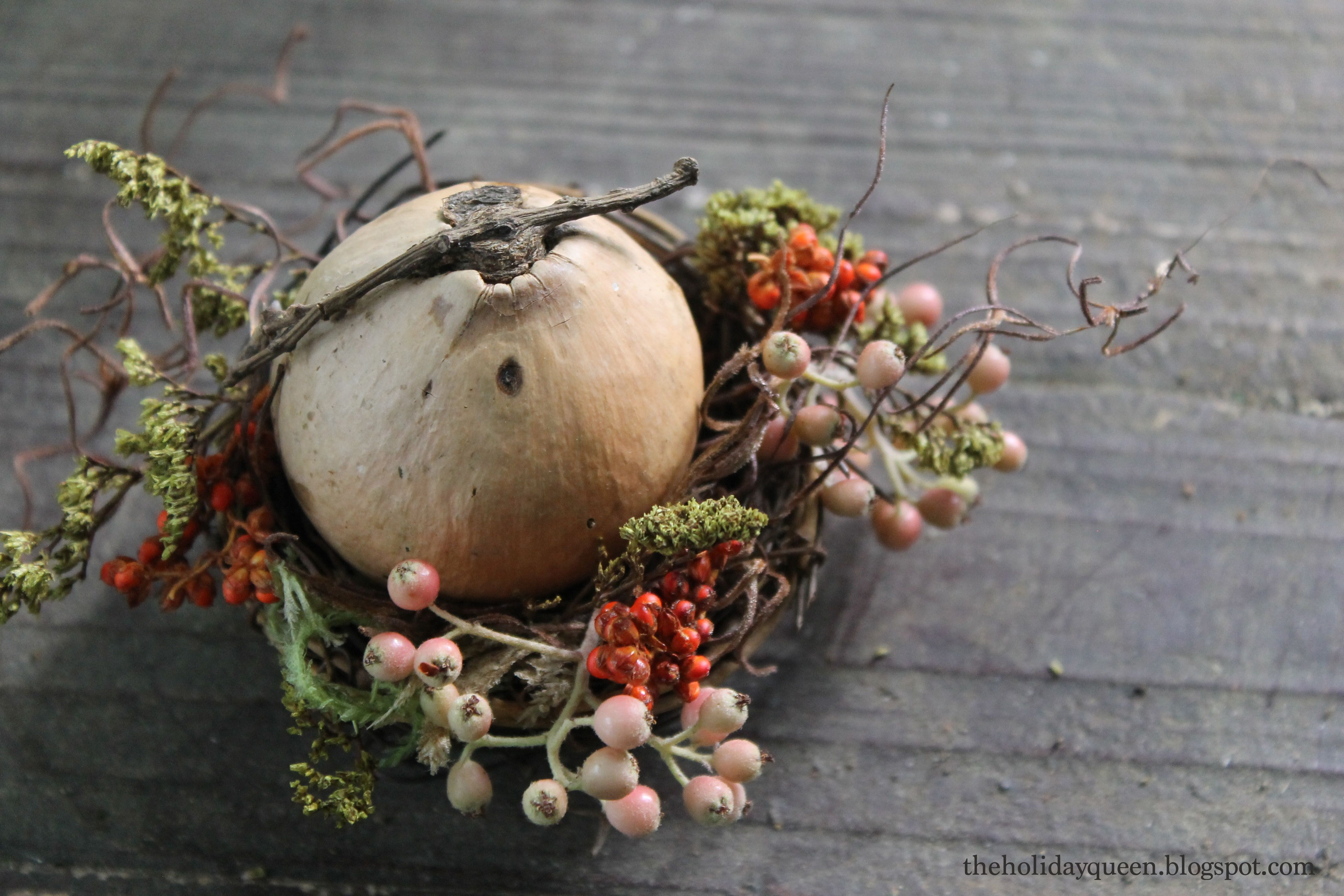 Harvest Vignette