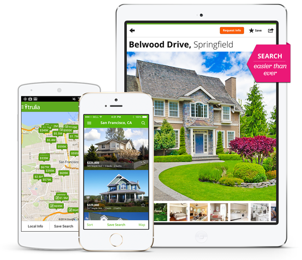 Real Estate Homes For Sale Apartments For Rent Local Data Trulia Trulia Real Estate Real Estate Listings