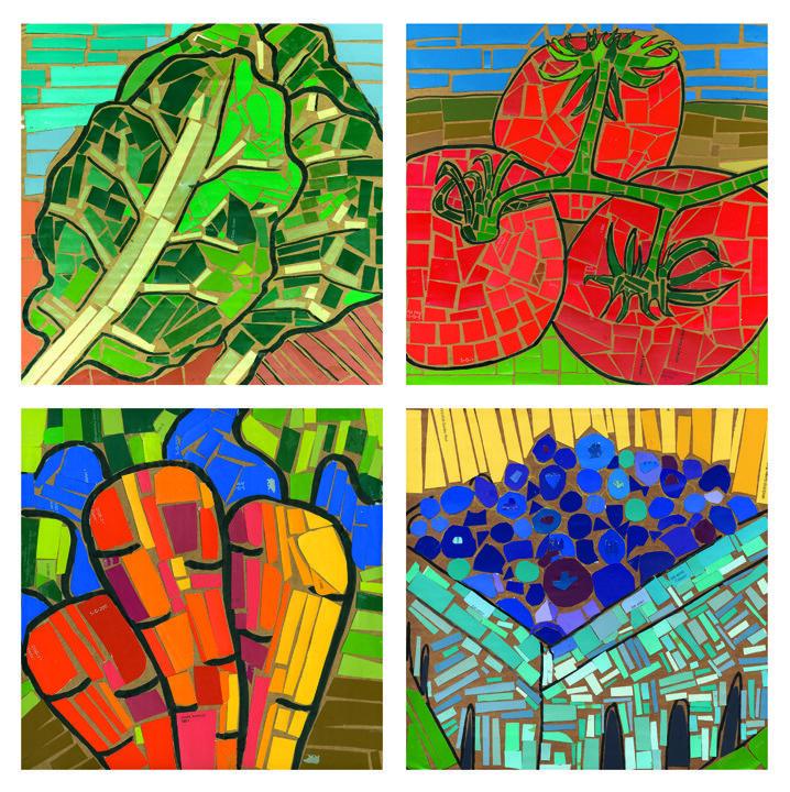Pin De Arte Brilho Bete Em Projeto Horta Arte Infantil