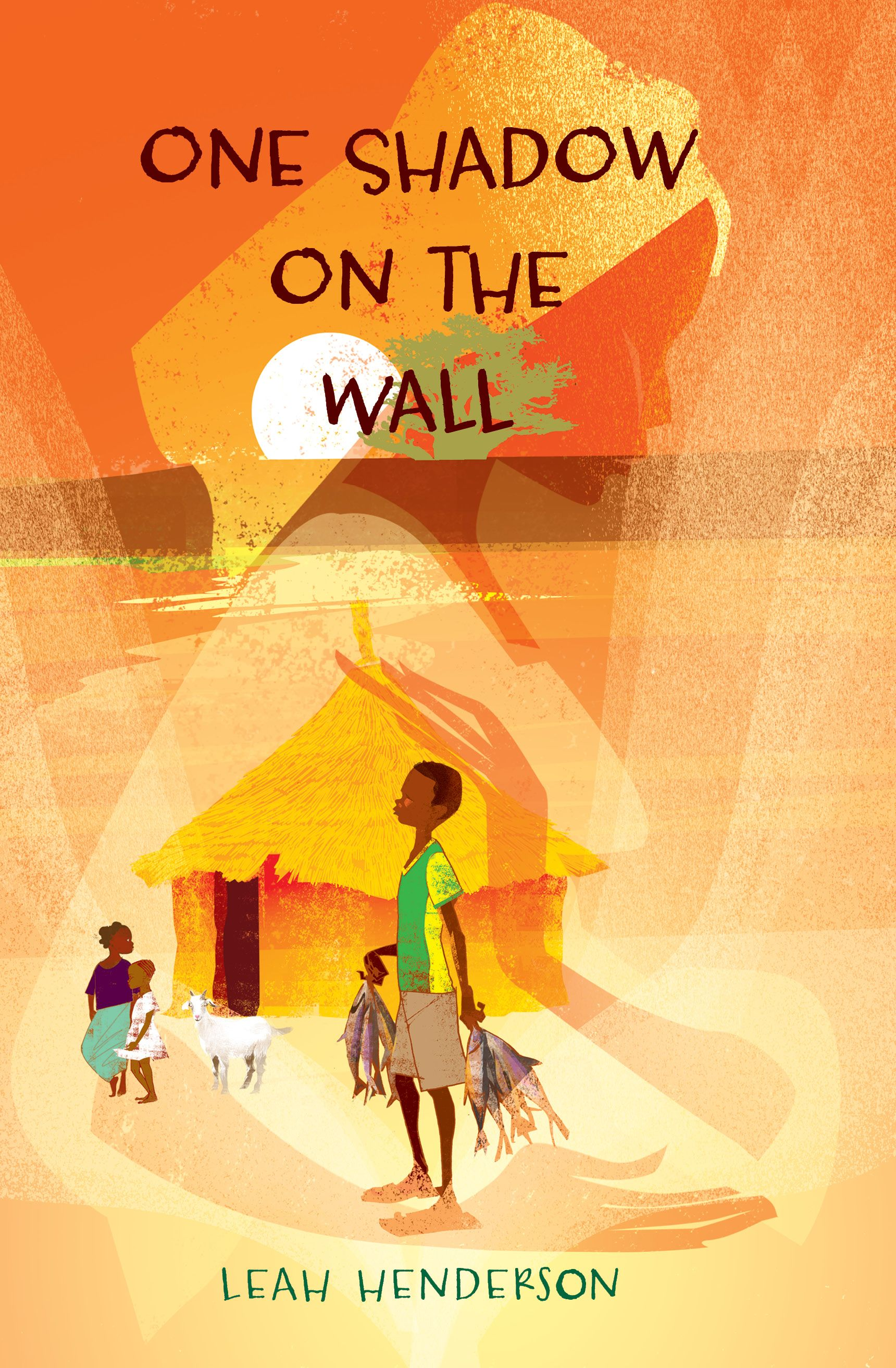 Contemporary MG novel laced w/ magical realism set in Senegal   ONE ...