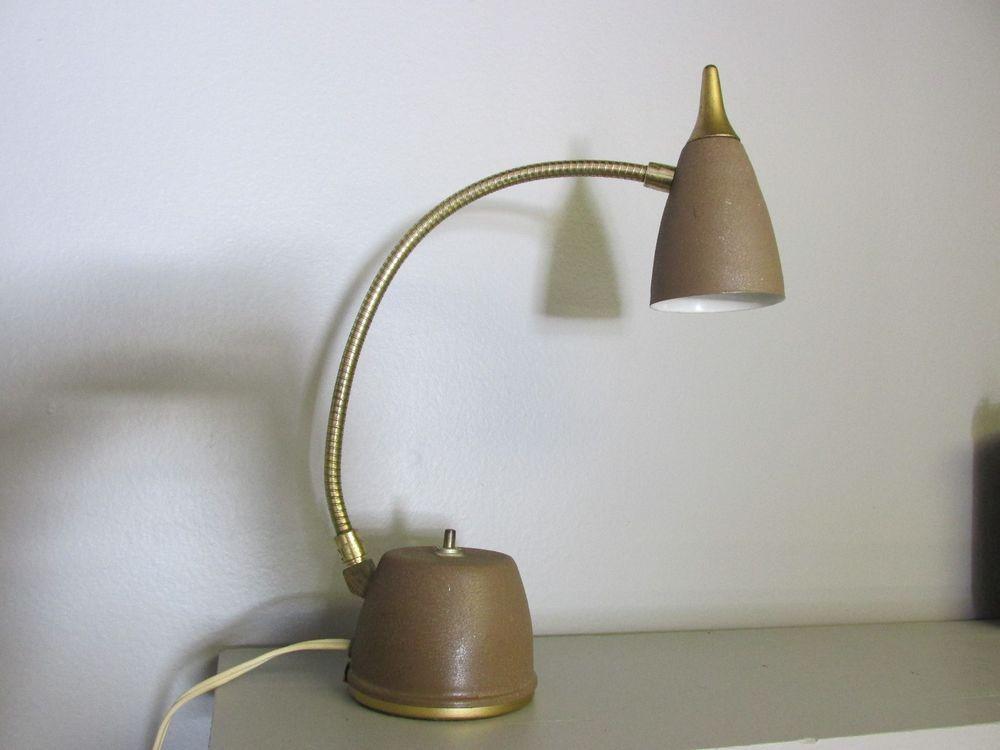 Vintage Eagle Hi Lite Flex Neck Base Retro Library Student Desk Lamp Industrial Desk Lamp Industrial Desk Lamp Lamp