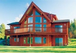 House Plans - The Sierra