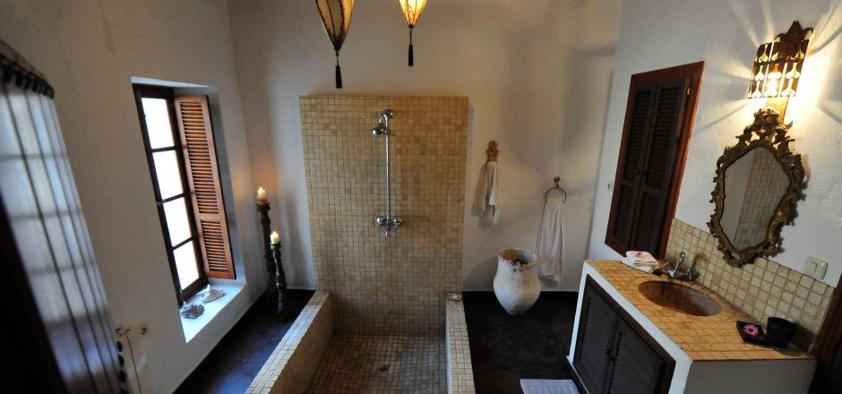 1000 images about moroccan style on pinterest mediterranean living rooms modern moroccan and tile - Salle De Bain Marocaine Design