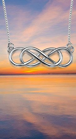 Infinity times infinity the meaning of the double infinity symbol double infinity symbol meaning mozeypictures Image collections