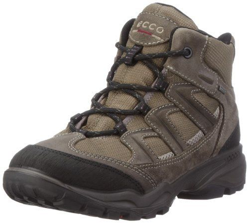 Ecco Women S Rugged Terrain V Kiruna Mid Boot Warm Grey 41