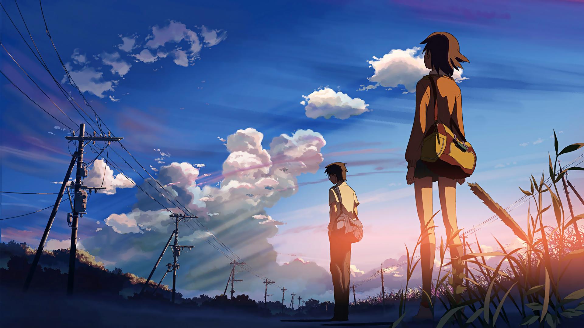 Anime Wallpapers Enhanced 1920x1080 Hq Update 2 Anime Scenery Anime Scenery Wallpaper Anime Background