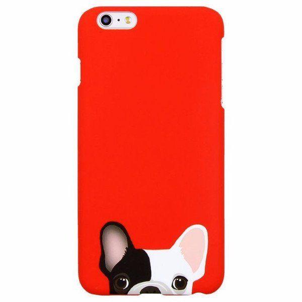 Peeking Puppy Case for iPhone 6 6S 4.7inch 5, 5s, 5se, 6Plus, 6sPlus