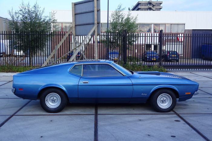 Ford Mustang Fastback 302CI (5,0L) V8 - 1971