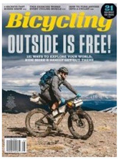 Mercury Magazines Free Subscription To Bicycling Magazine Us