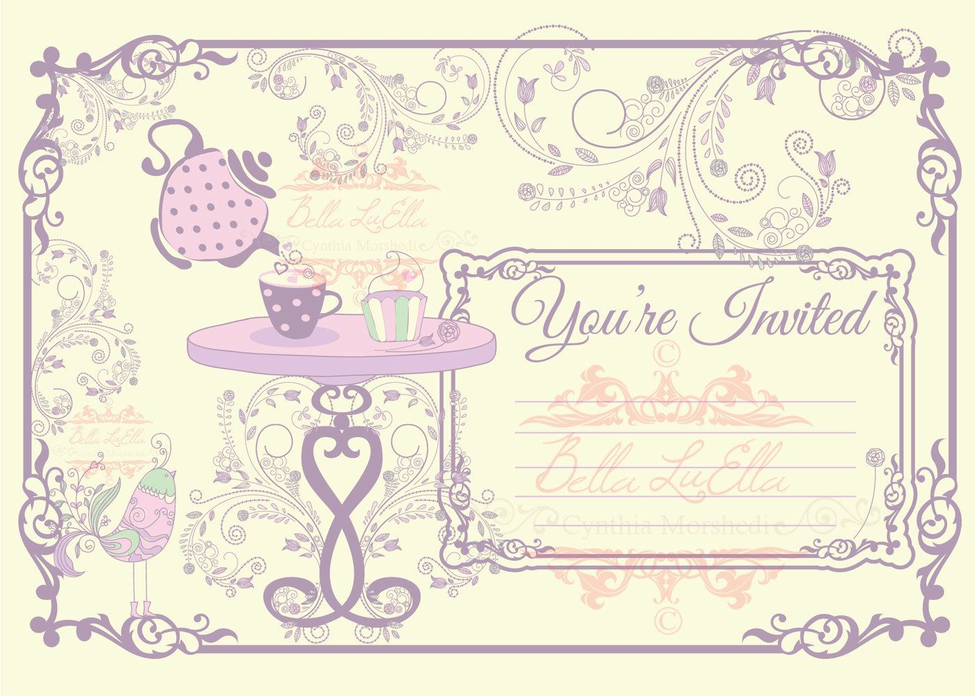 Image result for kitchen party invitation cards design | Lihle\'s ...