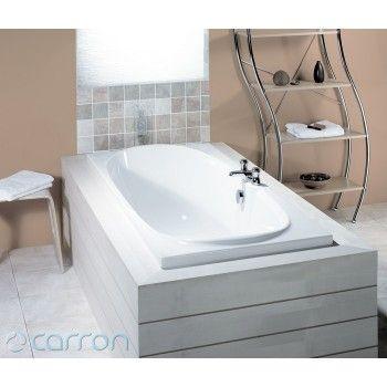 Carron Roma 1800mm X 800mm Bath 5mm Bath Steam Showers Corner Bathtub