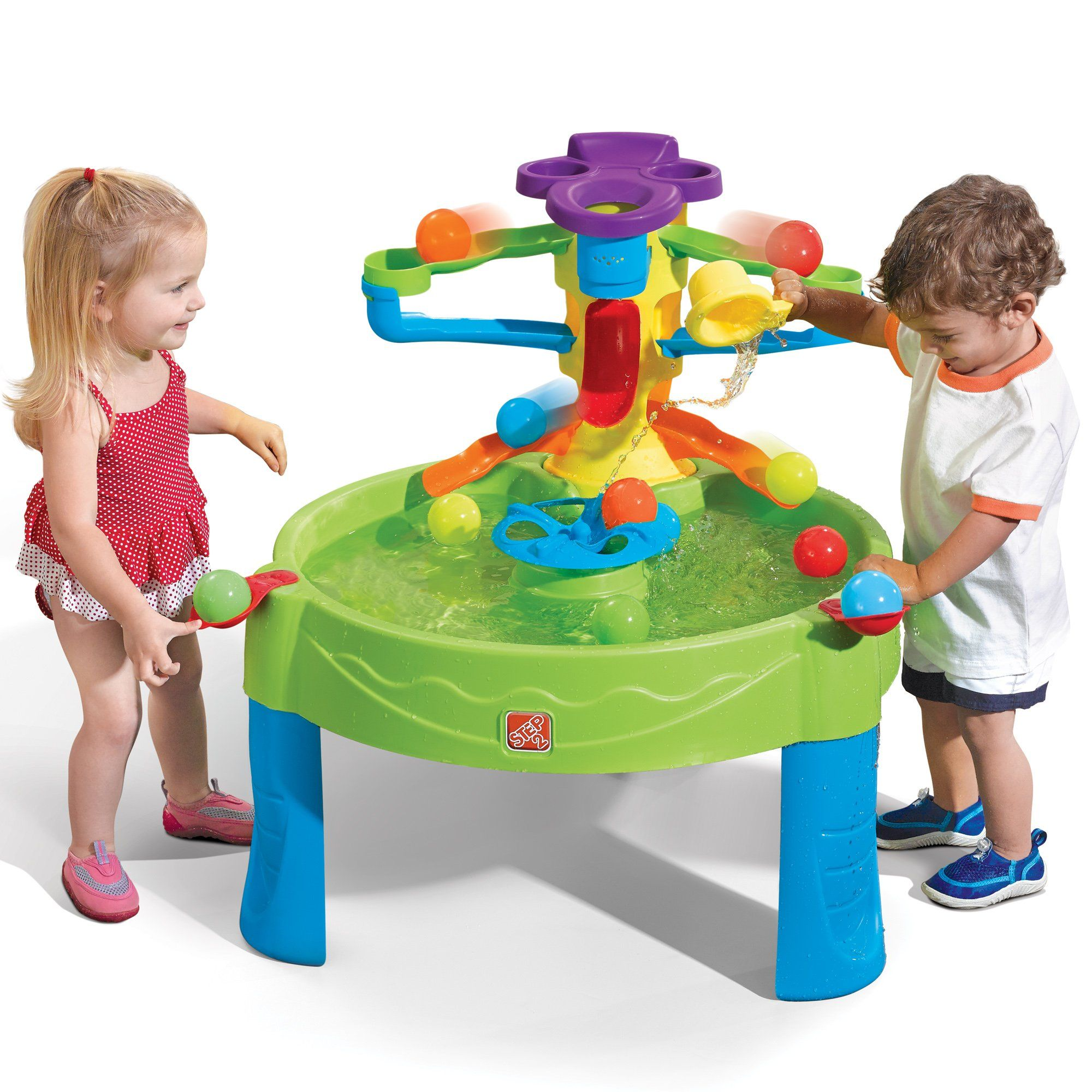 Step2 Busy Ball Play Table Looks Like So Much Fun Kids Play
