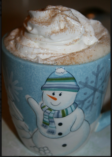 Hot coco for the crockpot =)
