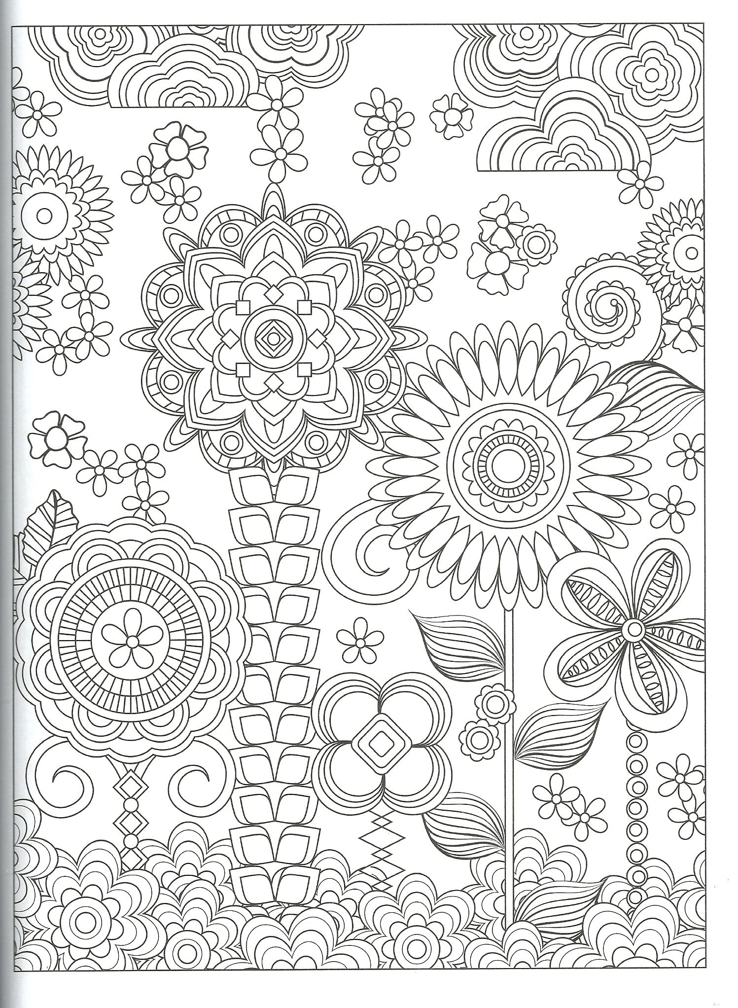 Pin by Courtney Wood on coloring | Pinterest | Adult coloring ...