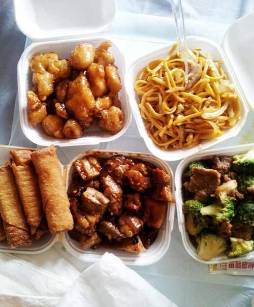 Chinese Takeout wins all the time