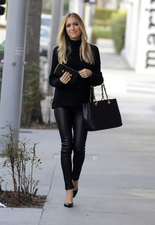 18dd145cb84e71 6 Tips on How to Make the Turtleneck Look Chic | Turtlenecks ...