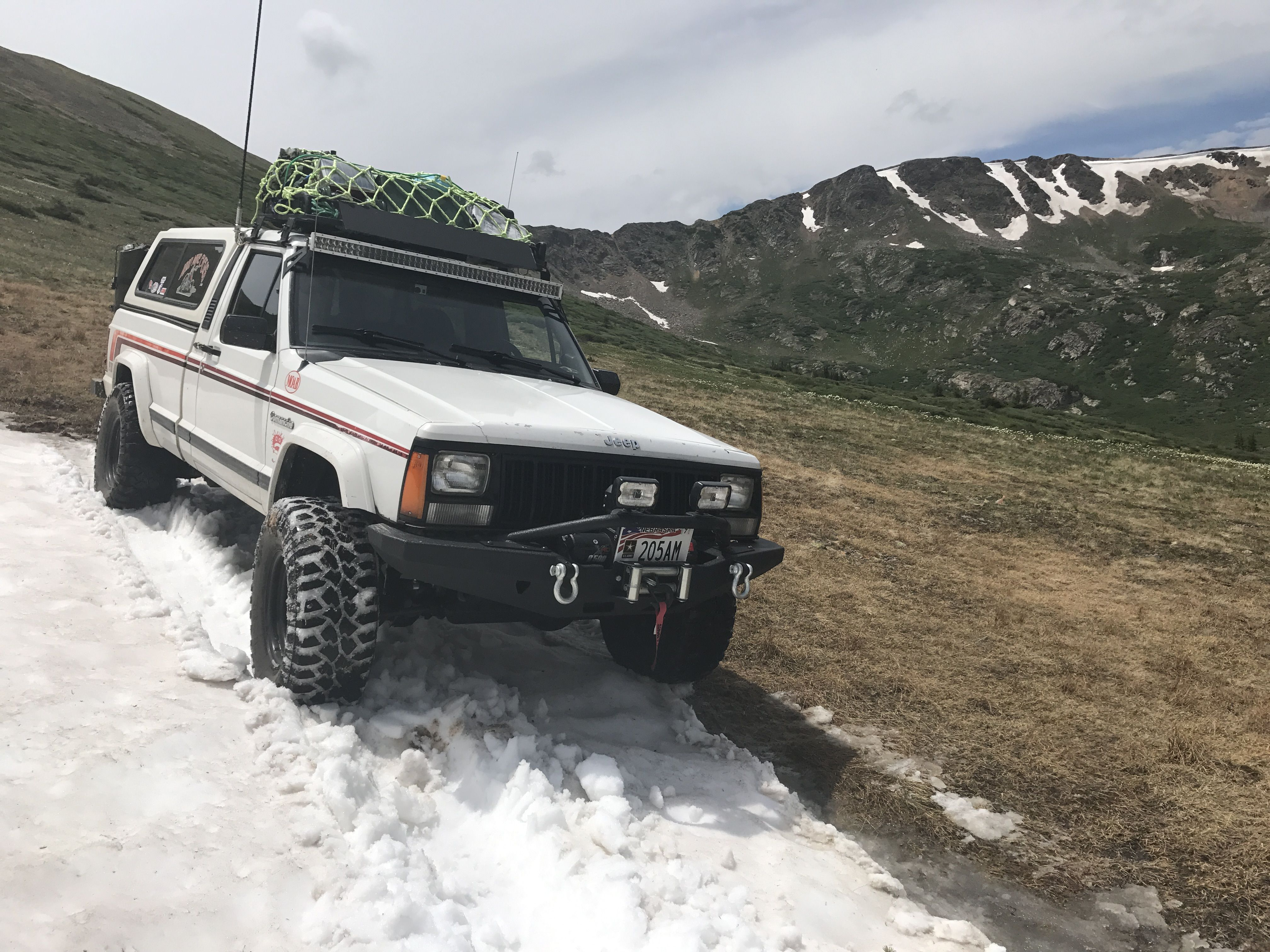 comanche for sale hemmings pin jeep and jeeps cherokee pinterest