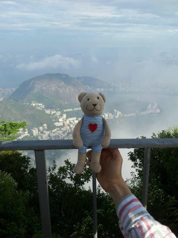 From Brasil ...