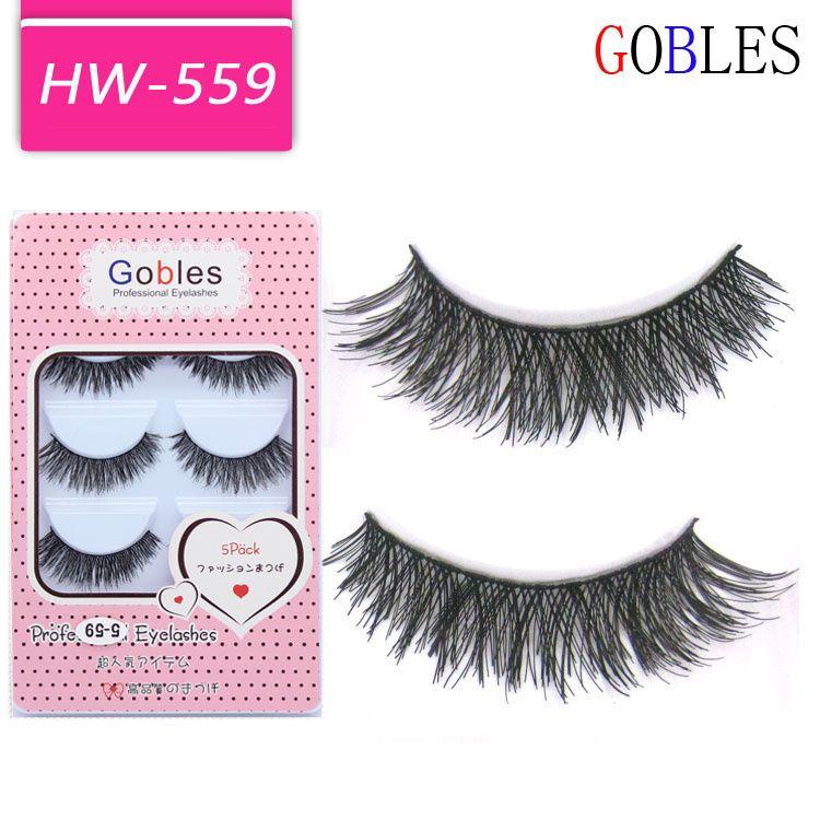 Find More False Eyelashes Information About Handmade False Eyelashes