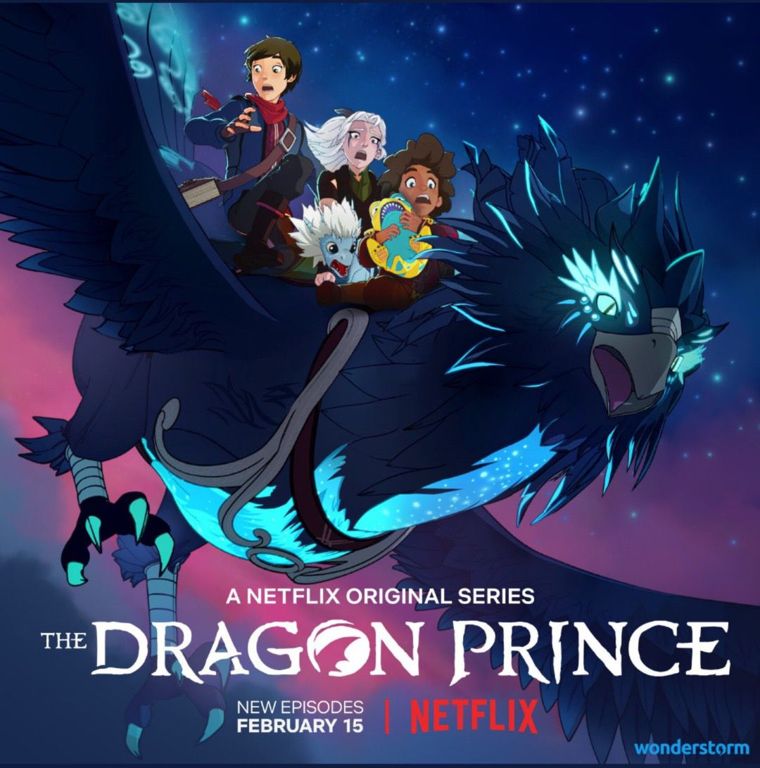 Pin By You Re Stuck With Me Skyguy On The Dragon Prince Dragon