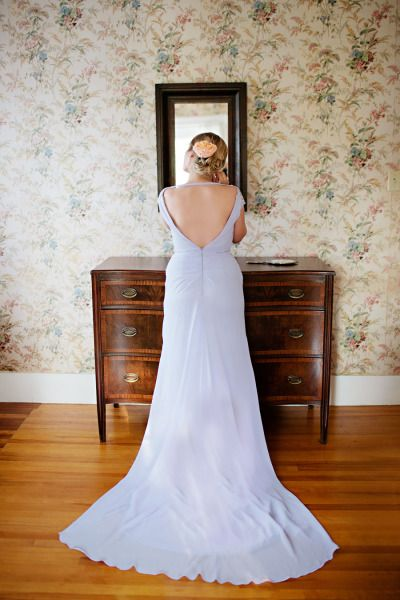 Lavender gown: http://www.stylemepretty.com/maine-weddings/2015/03/19/new-england-meets-southern-charm-wedding-inspiration/ | Photography: Hailey Tash - http://haileytashphotography.com/
