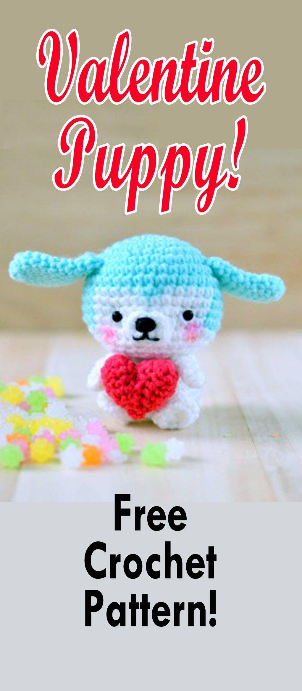 Valentines Animals Crochet It Pinterest Crochet Crochet