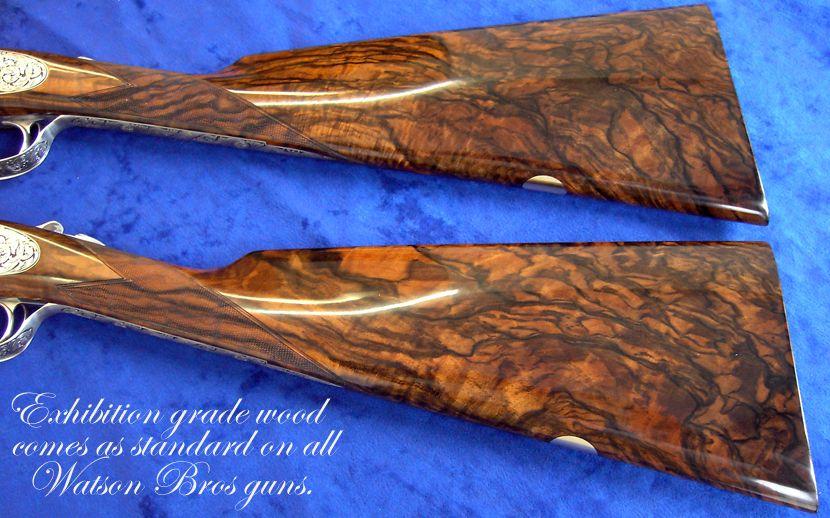 English walnut - stump/crotch wood | Gun related things