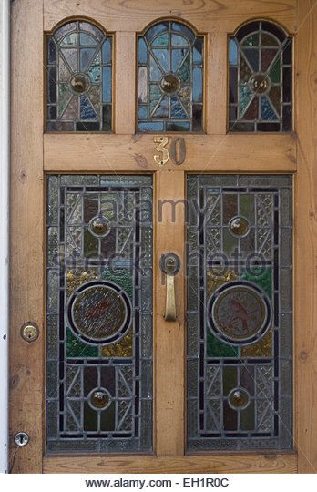 Georgian Stained Glass Porch Google Search Beautiful Leaded