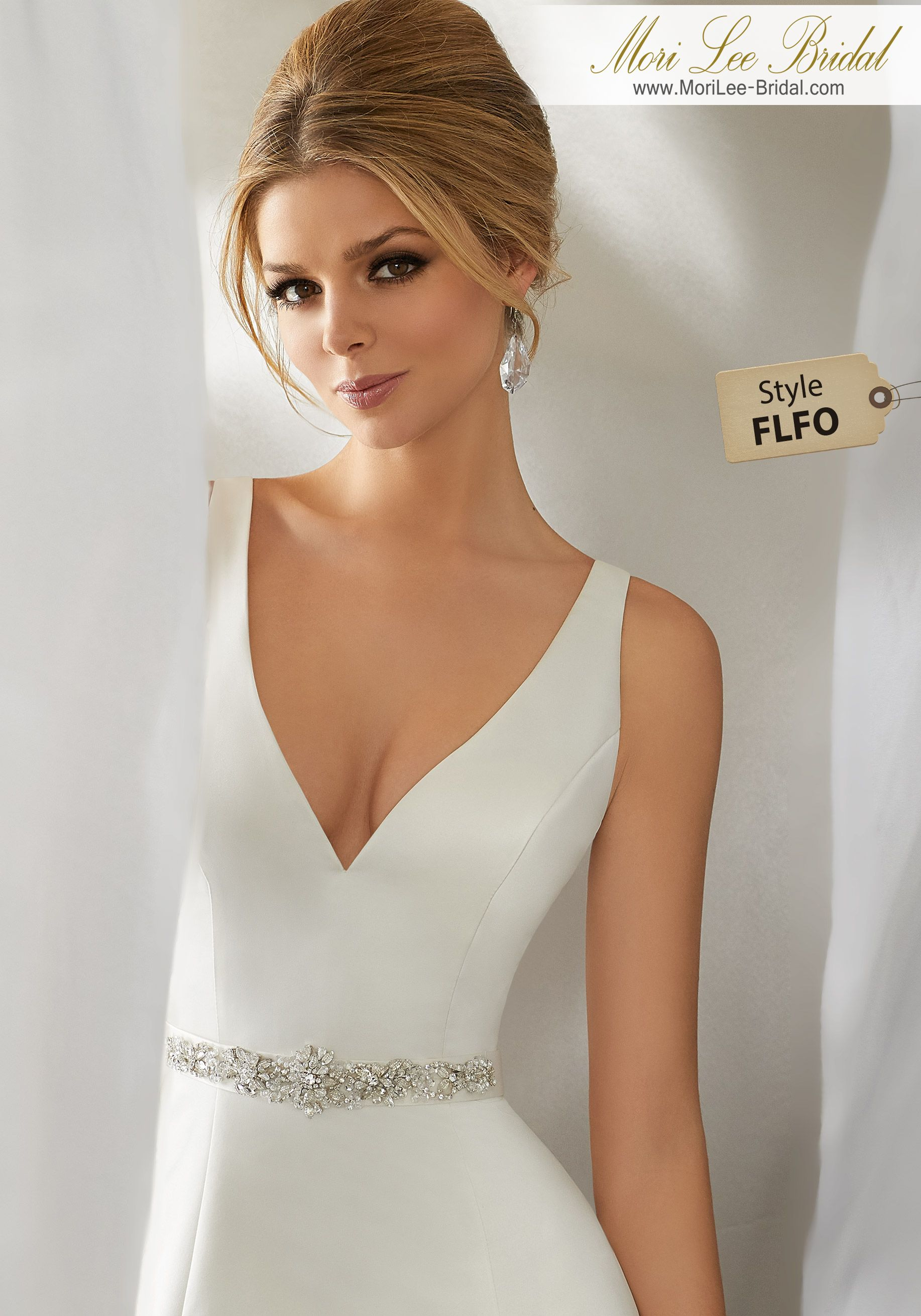 Style flfo morena wedding dress classic and timeless this duchess