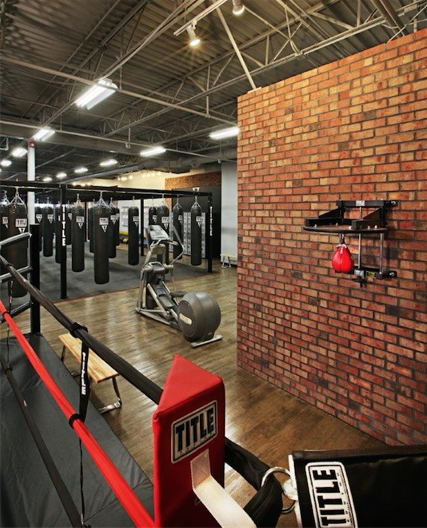 Awesome Boxing Gym Designs