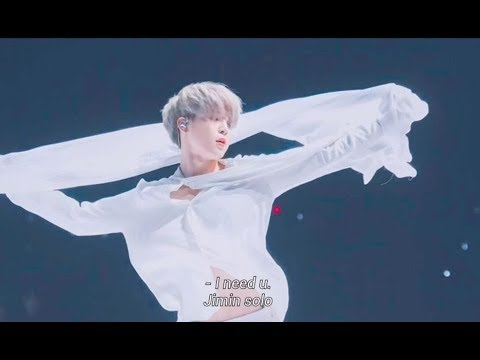 191130 Mma Bts Jimin I Need U Solo Dance Fancam 4k Youtube Cute Drawings Bts Jimin Jimin