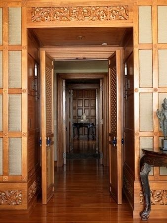 Fairfax and Sammons; Setai Penthouse (Interiors Refit); Miami, Florida.