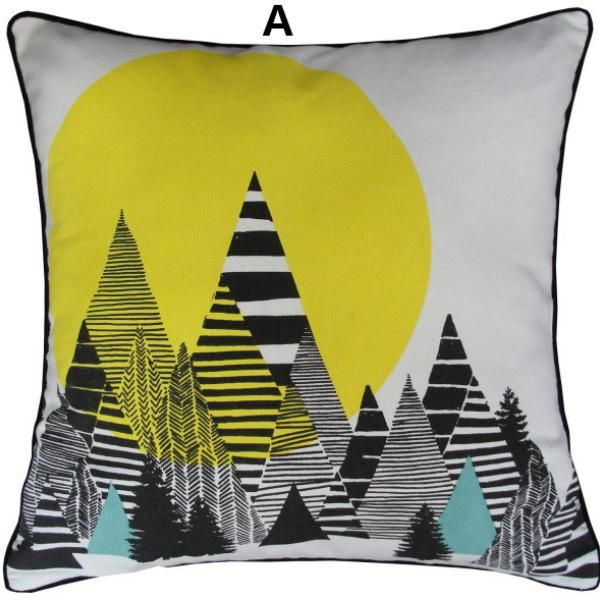 Europe Geometric Abstract Contemporary Decorative Pillows For Couch New Large Decorative Pillows Cheap