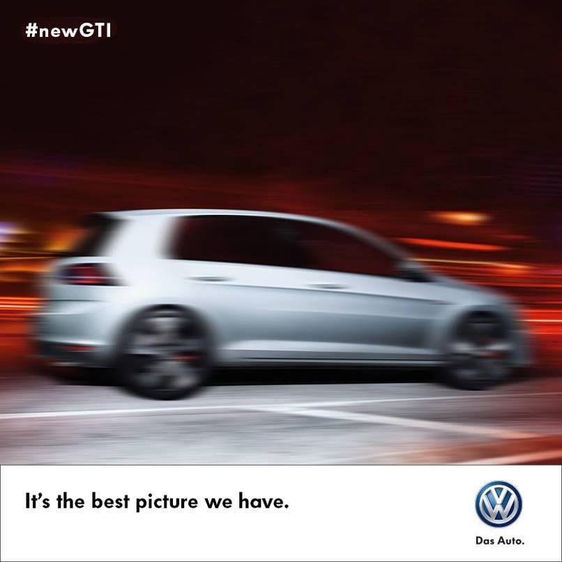 Volkswagen 2015 #newGTI ad