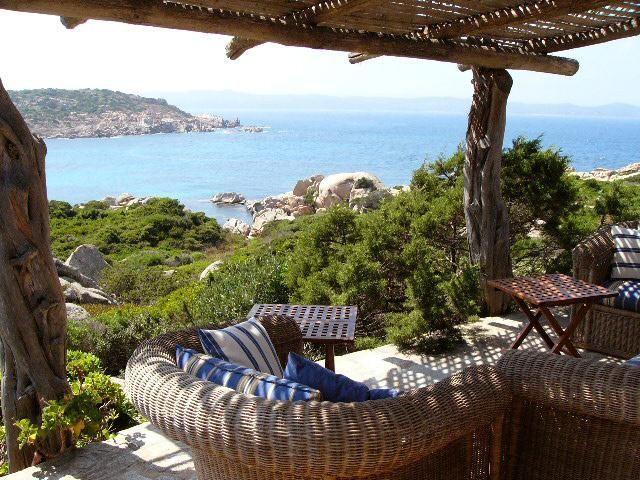 Villa Coda di Cavallo, luxury seafront designer holiday villa in Corsica, France #luxurytravel #luxuryvillas #holidayvillas