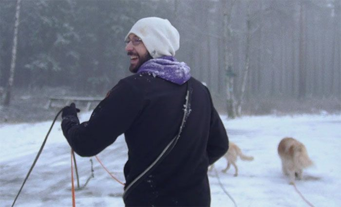 Video: Portrait of a Dogwalker, or How to Follow Your Passion | Orvis News