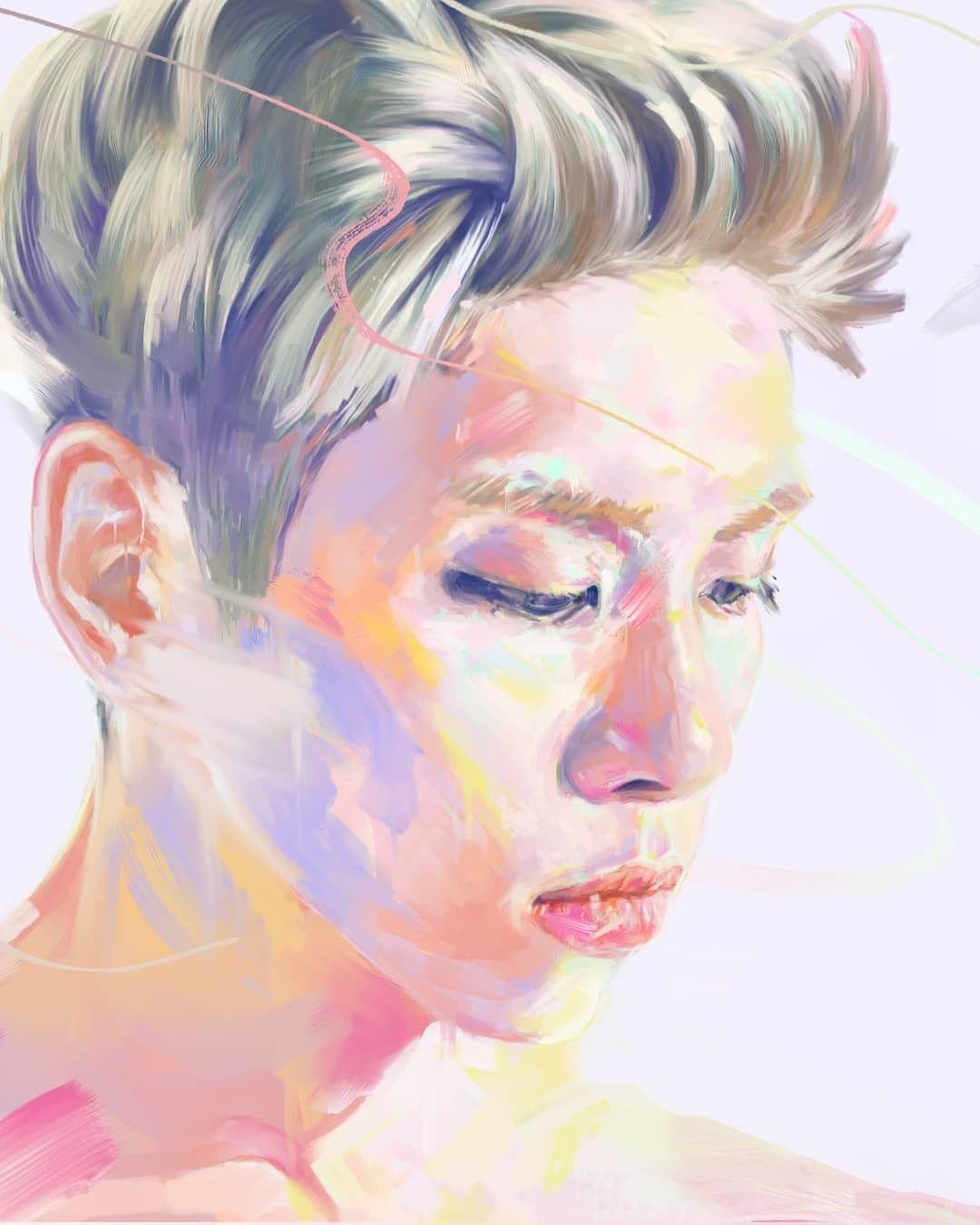 Translation Jonghyun The Collection Story Op 2 Spring Ver Work By 21cat Jonghyun Shinee Kpop Fanart