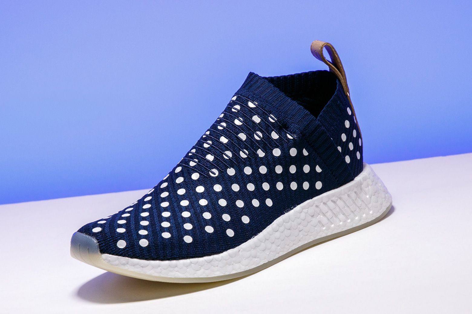 5744bfc50 The adidas NMD CS2 continues the legacy of the slip-on model