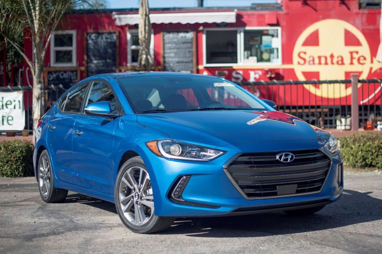 2018 Hyundai Elantra What's Changed Hyundai elantra