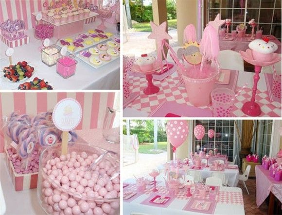 Little Girl Birthday Party Themes Happy Birthday Idea Pinkalicious Birthday Party Pinkalicious Party Girls Birthday Party Themes