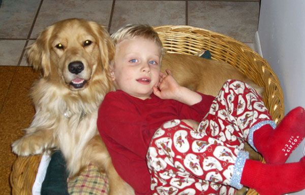 Autism Assistance Dog - Special Needs Dogs to provide a loving