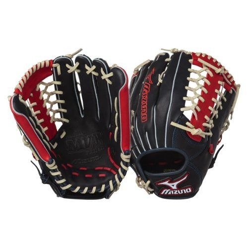 Mizuno MVP Prime Special Edition GMVP1277P SE 12.75″ Baseball Outfield Glove – Navy & Red « Ever Lasting Game